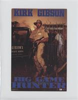 Kirk Gibson (Big Game Hunter)