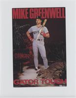 Mike Greenwell (Gator Tough)