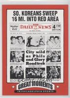 Phillies Win National League Championship