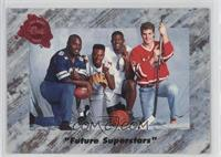 Russell Maryland, Brien Taylor, Larry Johnson, Eric Lindros [Noted]