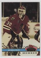Ed Belfour (Facing Forward)