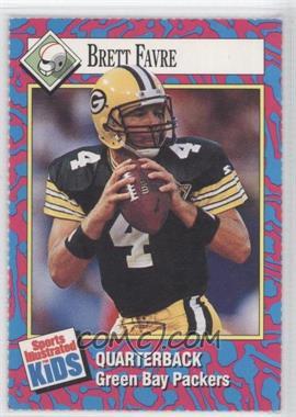 1992-00 Sports Illustrated for Kids - [Base] #203 - Brett Favre