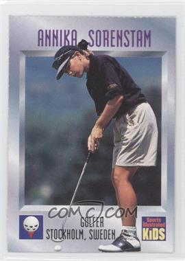 1992-00 Sports Illustrated for Kids - [Base] #466 - Annika Sorenstam