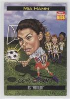 Mia Hamm as