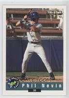 Phil Nevin 1992 Classic Draft (TRI-STAR St. Louis)