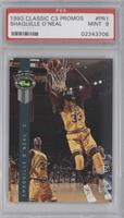 Shaquille O'Neal /25000 [PSA9]