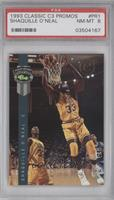 Shaquille O'Neal /25000 [PSA8]