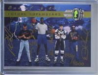 Phil Nevin, Shaquille O'Neal, Roman Hamrlik, Desmond Howard #/9,500