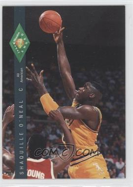 1992 Classic Four Sport Draft Pick Collection - [Base] #318 - Shaquille O'Neal