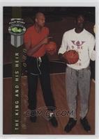 Kareem Abdul-Jabbar, Shaquille O'Neal #/46,080
