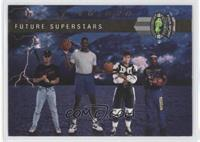 Shaquille O'Neal, Phil Nevin, Roman Hamrlik, Desmond Howard /46080