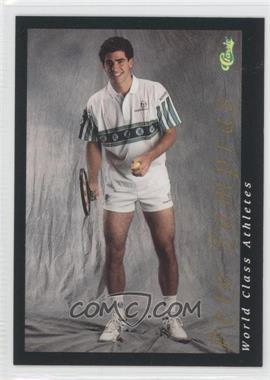 1992 Classic World Class Athletes - Promos #3 - Pete Sampras