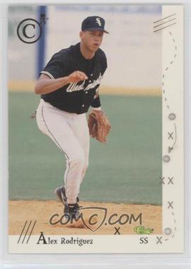 1993 Classic 4 Sport C3 - [Base] #16 - Alex Rodriguez