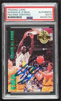 Shaquille O'Neal [PSAAuthenticPSA/DNACert]
