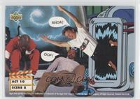 Michael Jordan, Reggie Jackson, Joe Montana, Daffy Duck, Bugs Bunny (There's No…