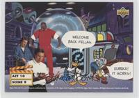 Michael Jordan, Joe Montana, Wayne Gretzky, Daffy Duck (There's No Place Like H…