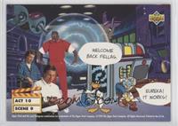 Michael Jordan, Joe Montana, Wayne Gretzky, Daffy Duck (There's No Place Like H…