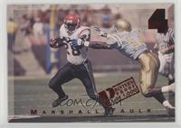 Marshall Faulk #/1,000