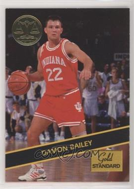1994 Signature Rookies Gold Standard - [Base] #2 - Damon Bailey [EX to NM]