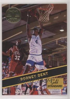 1994 Signature Rookies Gold Standard - [Base] #5 - Rodney Dent