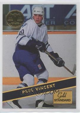 1994 Signature Rookies Gold Standard - [Base] #96 - Paul Vincent