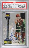Larry Bird /1050 [PSA 10]