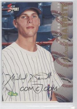 1995 Classic 5 Sport - [Base] - Non-Numbered Autographs [Autographed] #MIBA - Michael Barrett
