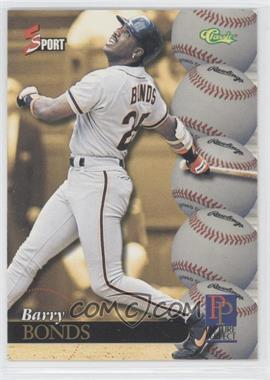 1995 Classic 5 Sport - [Base] #193 - Barry Bonds