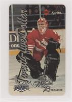 Manon Rheaume (Red Sweater)
