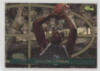 Shaquille O'Neal [Noted] #/4,495