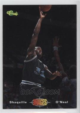 1995 Classic Images Four Sport - Player of the Year #POY4 - Shaquille O'Neal