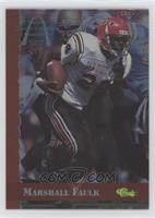9e08eef0 Marshall Faulk MultiSport Cards - COMC Card Marketplace