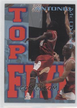 1995 Signature Rookies Tetrad - Top Five #T2 - Antonio McDyess