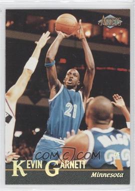 1996 Assets - [Base] #13 - Kevin Garnett