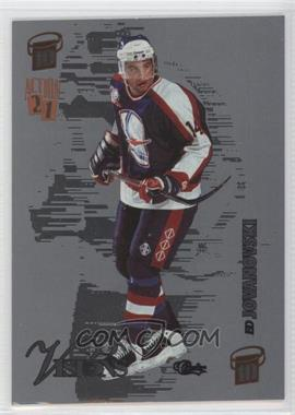 1996 Classic Visions - Action 21 Redemptions #EDJO - Ed Jovanovski