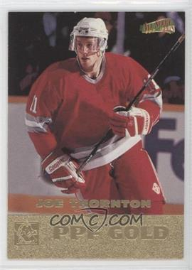 1996 Score Board All Sport PPF - [Base] - Gold #171 - Joe Thornton