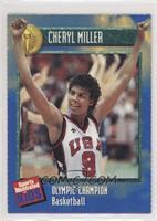 Olympic Champion - Cheryl Miller