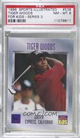 Tiger Woods [PSA 8 NM‑MT]
