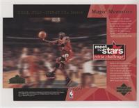Michael Jordan (Magic Memories) [GoodtoVG‑EX]