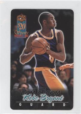 1997 Score Board Talkn' Sports - $20 Phone Cards #6 - Kobe Bryant /1440