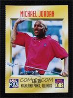 Michael Jordan, Tiger Woods [NearMint‑Mint]