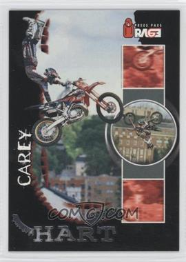 2000 Press Pass Rage - [Base] #42 - Carey Hart