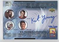 Kit Young #/500