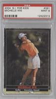 Michelle Wie [PSA 9 MINT]
