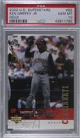 Ken Griffey Jr. [PSA 10 GEM MT] #4/250