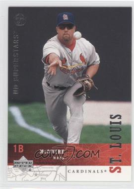 2002-03 Upper Deck UD Superstars - [Base] #230 - Mark McGwire