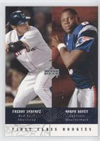 First Class Rookies - Freddy Sanchez, Rohan Davey