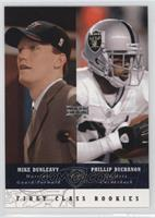 First Class Rookies - Mike Dunleavy, Phillip Buchanon