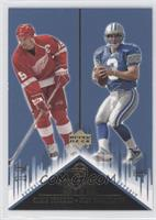 Steve Yzerman, Joey Harrington