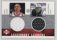 Jason Kidd, Chad Pennington